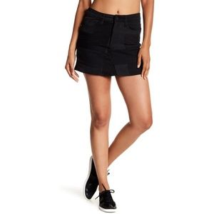 Zadig & Voltaire Jell Patch Deluxe Mini Skirt